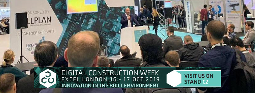Civil Designer Presentation at Digital Construction Week