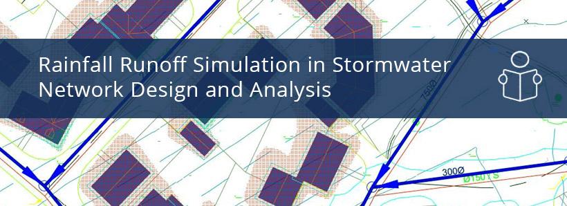 Civil Designer's stormwater network design and analysis